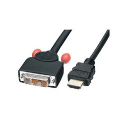 Cavi Accessori Monitor Cavo da DVI-D a Hdmi 1.80 Metri P/N 304611 Cod:CVC06