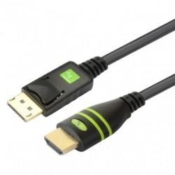 Cavi Accessori Monitor Cavo da DP a Hdmi 2.0 Metri P/N 304321 Cod:CVC17