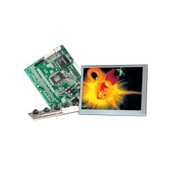 Monitor Kit Kit Lcd 5.7 Pollici + Touch Resistivo Cod:IPC.MNO04