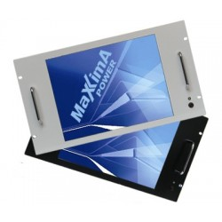 Monitor Rack/Pannello Monitor Rack 6U 15 Inch. 4/3 Touch Resistivo Cod:IPC.MNR04