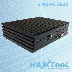 Computer Fanless Embedded Pc JET JNF3AB-2930 Cod:IPC.PCE03
