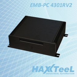Computer Fanless Embedded Pc 4301 NF9U-2930 Cod:IPC.PCE13