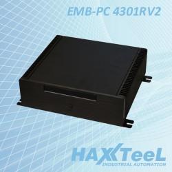 Computer Fanless Embedded Pc 4301 NF9U-2930 Cod:IPC.PCE13