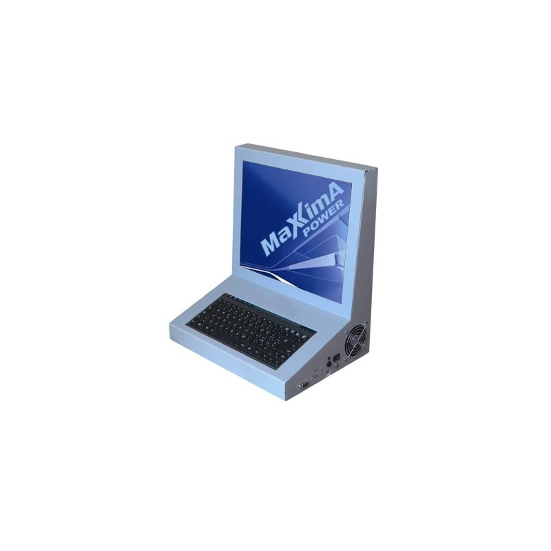 Computer Embedded Embedded Pc 2012A LCD 17 Inch. B365M DS3H 19VDC Cod:IPC.PCE54