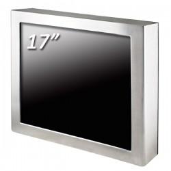 Panel Pc Resist. Inox Panel Pc Resistivo 17 Inch. 4/3 Fanless INOX J1900 Cod:IPC.PCP07