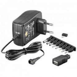 Ac/Dc Industriali Ac/Dc 220V Regolabile da 3V a 12V 27W P/N 301955 Cod:ALI16
