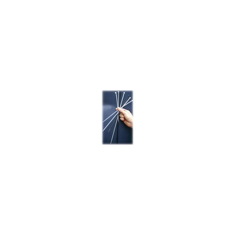 Varie Blister con 100 Fascette 2.5 X 203 P/N 306370 Cod:AVA01