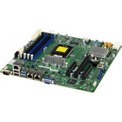 Mb Micro Atx Supermicro Board X11SSL-F SK1151 MATX Cod:MBS03