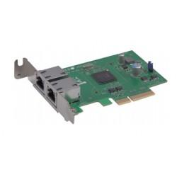 Schede Di Rete Dual Port Lan Intel GBIT i350 PCI-E 4X AOC-SGP-I2 Cod:NWA06