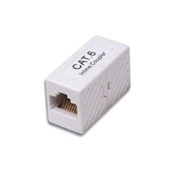 Networking Accessori Accoppiatore RJ45 F/F UTP P/N 504751 Cod:NWZ21