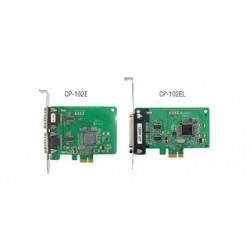 Schede I/O Moxa PCI-E 2 RS232 CP-102E Cod:SHA40