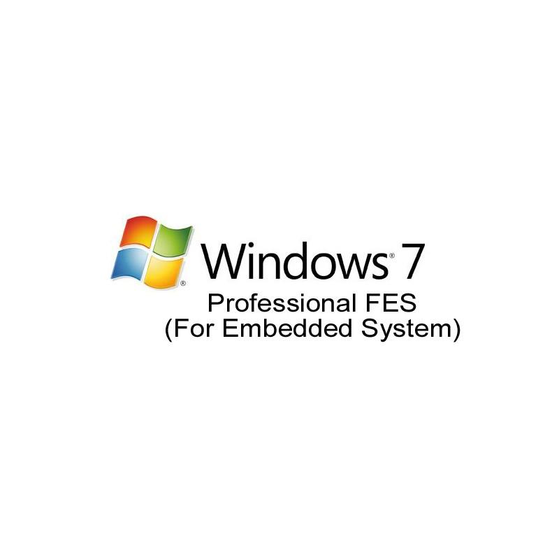 Sistemi Operativi Ipc Win 7 Pro FES ITA 64 BIT - Opz. ITA/ENG 32/64 Cod:SWA24