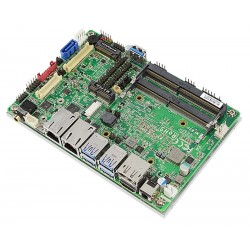 MON. 8U PER ARMADIO RACK 18.5 FULL HD NERO TOUCH COD:IPC.MNR08