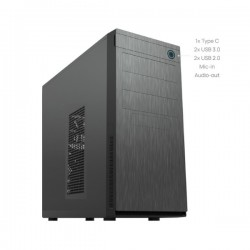 Case Atx Case Elox ATX P/N HC-10B-OP Cod:CSC22