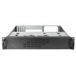 Case Rack Case Rack 2U X230F Profondo 300mm Cod:CSC80
